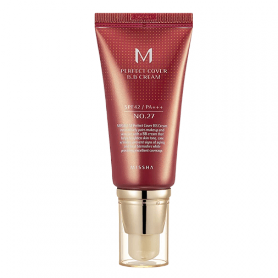 Missha M Perfect Cover BB Cream - No.27