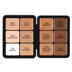 MAKE UP FOR EVER Ultra HD Foundation Palette creme