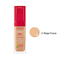 Bourjois Healthy Mix Foundation - 30ml N55 Dark Beige